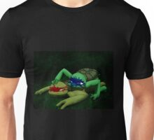 TMNT - Midnight training Unisex T-Shirt
