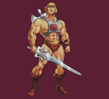 He-Man by nonsoloart