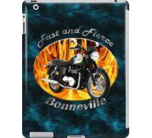 Triumph Bonneville Fast and Fierce iPad Case/Skin