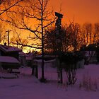 Ontario Snowset by Alex Call