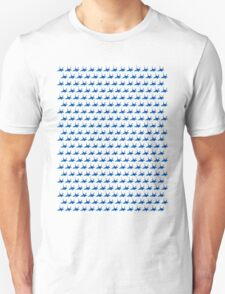 small origami pattern Unisex T-Shirt