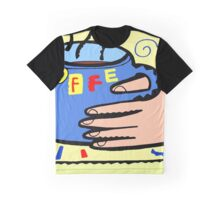 Coffee in my Hand  Graphic T-Shirt