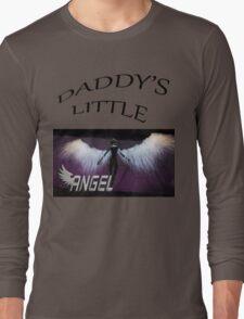 Daddy's Little Angel Tee Long Sleeve T-Shirt