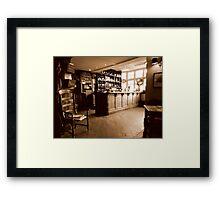 The Ram Inn, Firle Framed Print