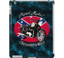 Triumph Bonneville Road Rebel iPad Case/Skin