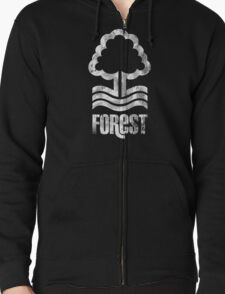 Nottingham Forest Distressed Logo T-Shirt