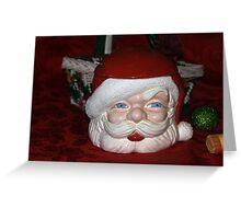 Cookies For Santa Greeting Card