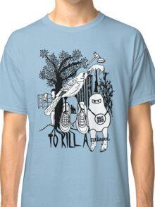To Kill a Mockingbird (black and white) Classic T-Shirt
