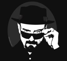 Heisenberg in his hat by tudi