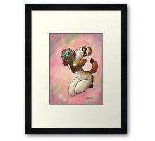 The Spirit of the Season Framed Print