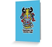 Lil Mumm-ra Greeting Card