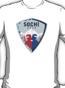 Sochi winter games logo T-Shirt