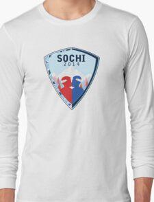 Sochi winter games logo Long Sleeve T-Shirt