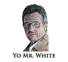 Yo Mr. White Photographic Print
