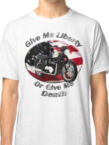 Triumph Bonneville Give Me Liberty Classic T-Shirt