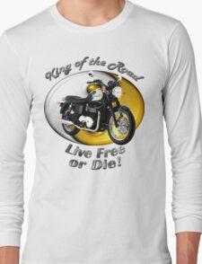 Triumph Bonneville King Of The Road Long Sleeve T-Shirt