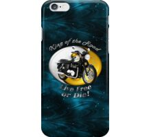 Triumph Bonneville King Of The Road iPhone Case/Skin