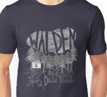 Walden (grey) Unisex T-Shirt