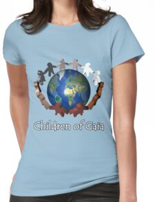 Children of Gaia T-Shirt Womens Fitted T-Shirt