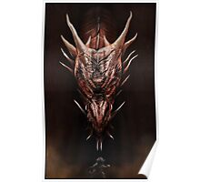 Smaug And The Thief Poster