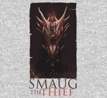 Smaug And The Thief Kids Tee