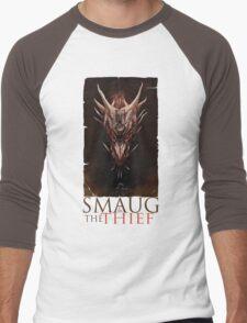 Smaug And The Thief Men's Baseball ¾ T-Shirt
