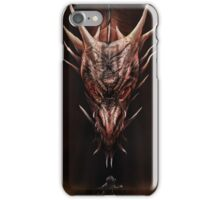 Smaug And The Thief iPhone Case/Skin