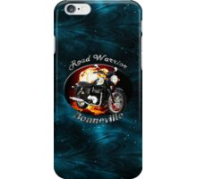 Triumph Bonneville Road Warrior iPhone Case/Skin