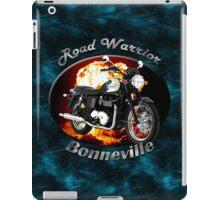 Triumph Bonneville Road Warrior iPad Case/Skin