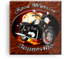 Triumph Bonneville Road Warrior Metal Print