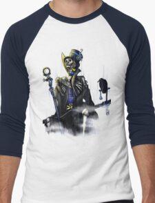 His Majesty Men's Baseball ¾ T-Shirt