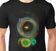 Golden Spiral Solar Systems Unisex T-Shirt
