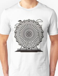 Ferris_Wheel Unisex T-Shirt