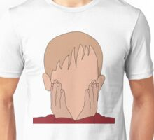 Kevin Mccallister, Home Alone Faceless Unisex T-Shirt