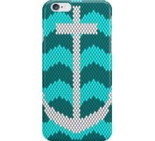 Pixel Anchor iPhone Case/Skin