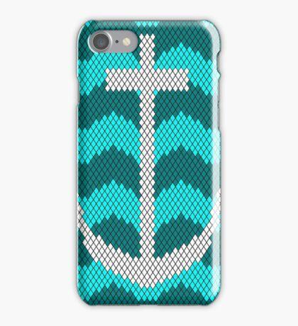 Pixel Anchor iPhone Case/Skin