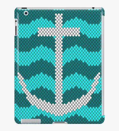 Pixel Anchor iPad Case/Skin