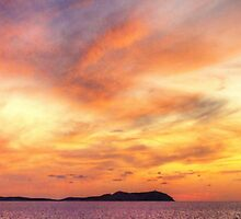 Ibiza Sunset by Tom Gomez