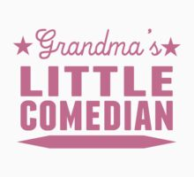Grandma's Little Comedian Kids Clothes
