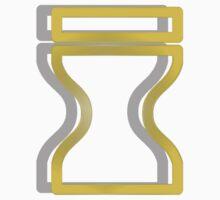 Sand Village Symbol One Piece - Short Sleeve