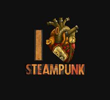 I Heart Steampunk Unisex T-Shirt