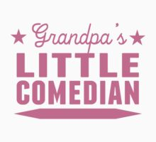 Grandpa's Little Comedian One Piece - Long Sleeve