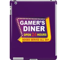 Gamers Diner iPad Case/Skin