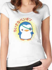 Lil penguin Women's Fitted Scoop T-Shirt