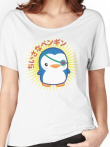 Lil penguin Women's Relaxed Fit T-Shirt