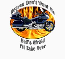 Honda Gold Wing Heaven Don't Want Me Unisex T-Shirt