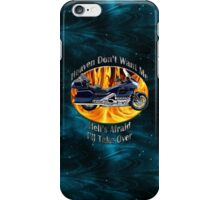 Honda Gold Wing Heaven Don't Want Me iPhone Case/Skin