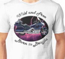 Honda Gold Wing Wild and Free Unisex T-Shirt