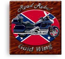 Honda Gold Wing Road Rebel Canvas Print