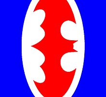 Logo Batman United States, France ( If you want to other colors, post a comment ) by Calliste